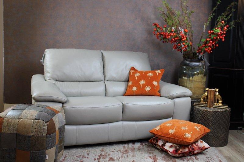 Leonardo leather sofas