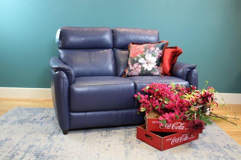 Michelangelo leather sofas