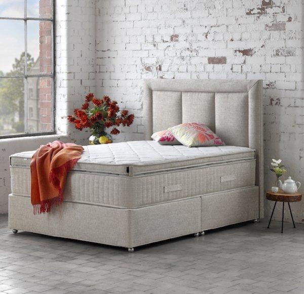 Flanagan Kerins Luxury Support Divan Bed