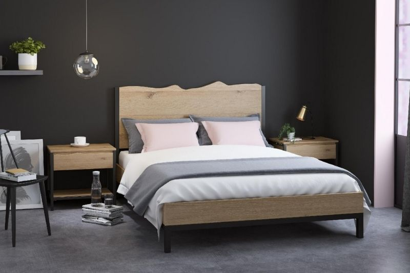 Flanagan Kerins Oak Mills Bed Frame