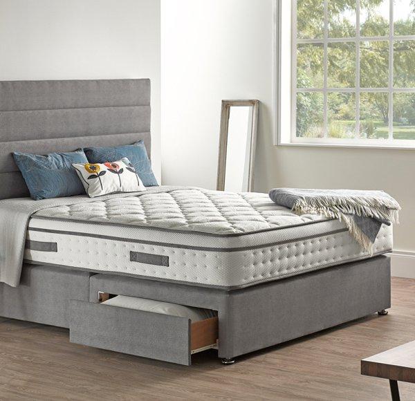 Flanagan Kerins Pocket Divan Bed