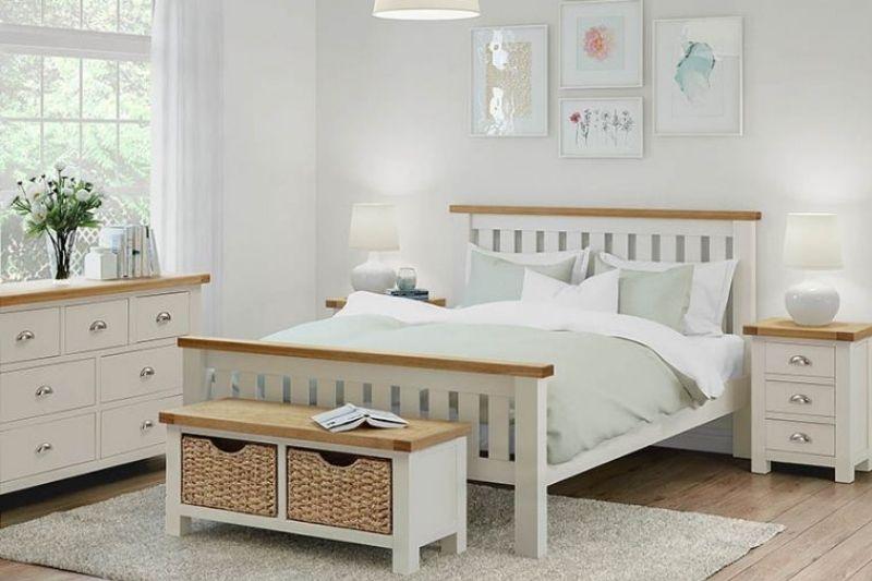 Flanagan Kerins Sienna Bed Frame Bedroom Set