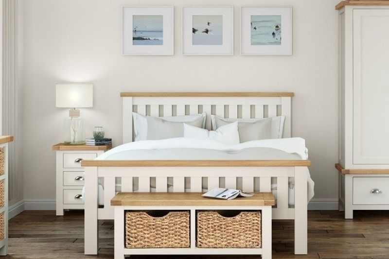 Flanagan Kerins Sienna Double Bed Frame