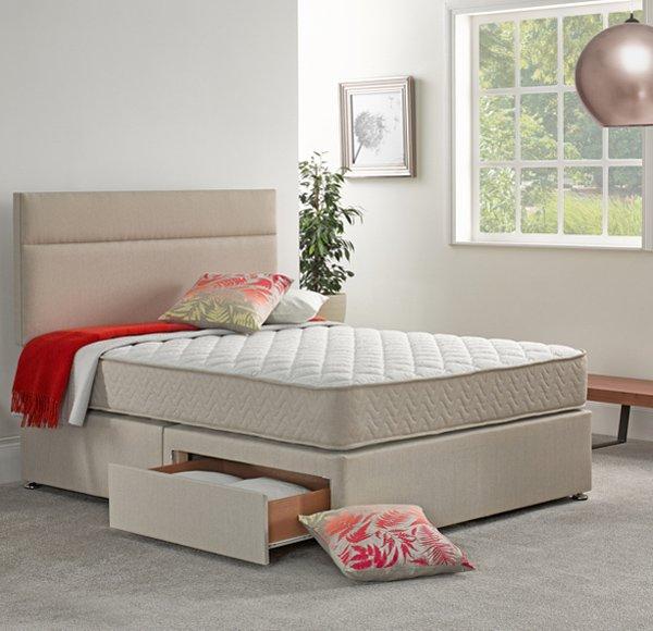 Flanagan Kerins Sleepcare Divan Bed