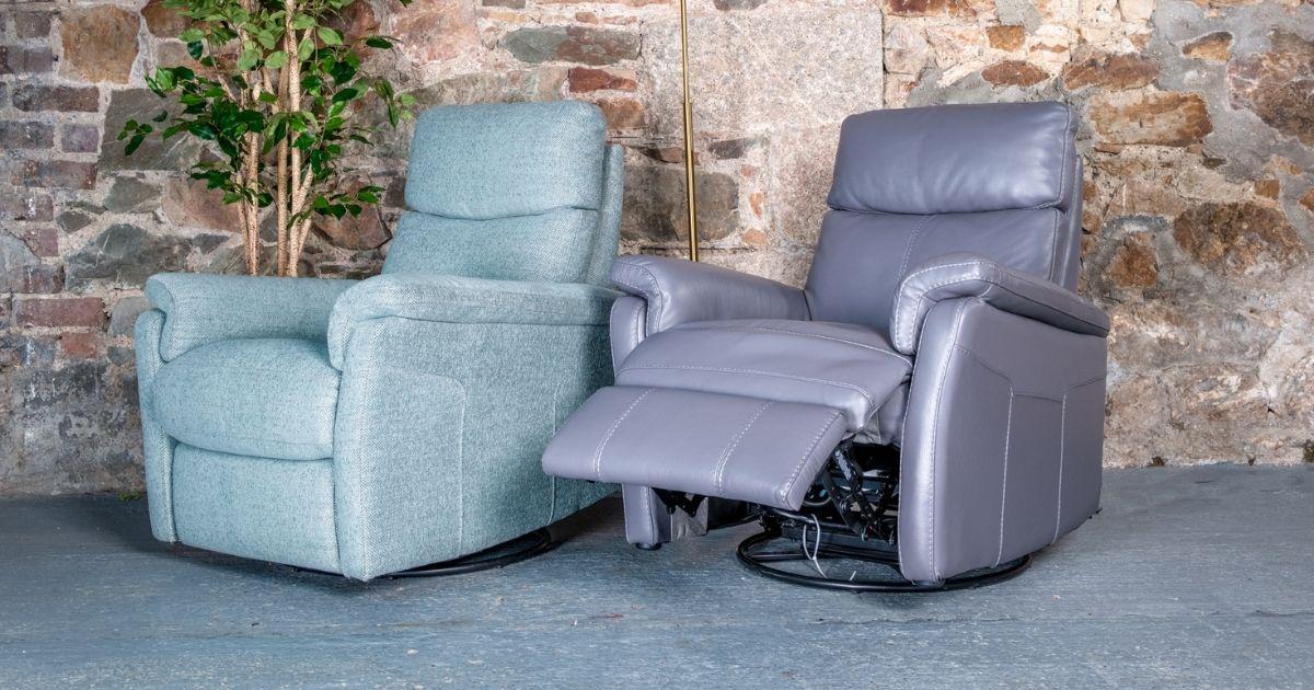 Introducing the Moretti Swivel Rocker Chair