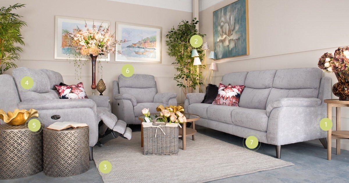 Raphael Living Room Inspiration
