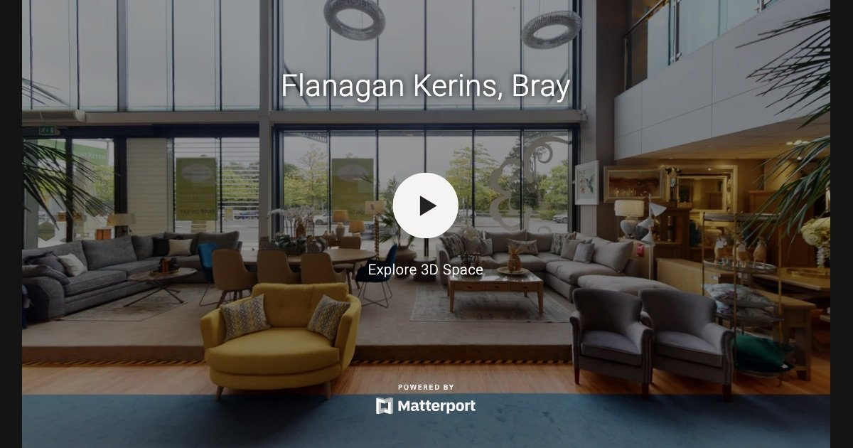 Take A Tour Inside Our Furniture Showroom